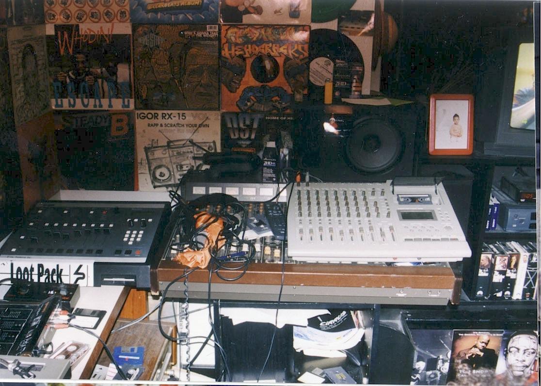 Madlib s studio 1998 dj design for Classic house beats