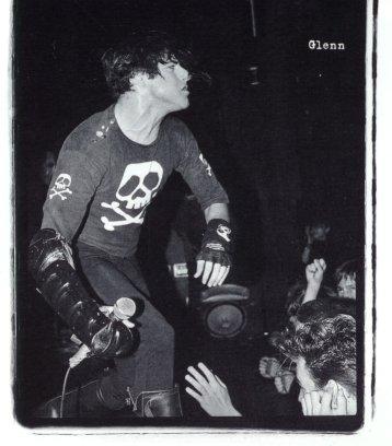 Glenn Danzig Misfits Hair New Perspective On Shi...